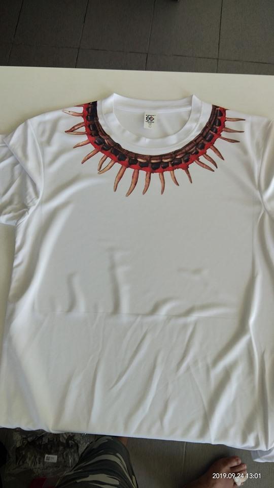 RM30 semina ulih ba baju sais 2XL ke baruh